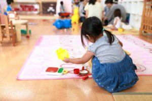 室内遊び 幼稚園