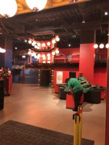レゴニンジャゴー シティーアドベンチャー レゴランド東京 館内