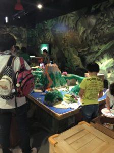 ダイノ・エクスプローラー レゴランド東京 館内 恐竜