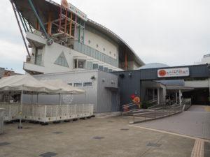 横浜アンパンマンこどもミュージアム 入り口