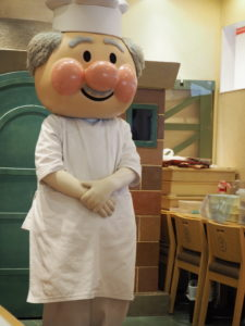 親子パン作り教室 ジャムおじさん