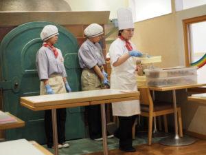 親子パン作り教室