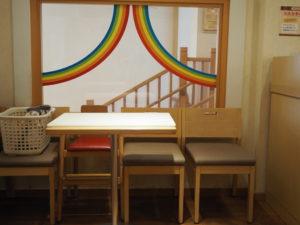 アンパンマンミュージアム 親子パン教室 座席 窓側