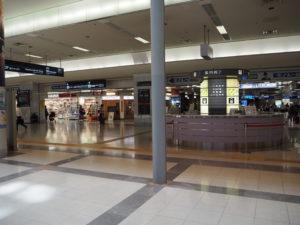 羽田空港 第二ターミナル インフォメーション