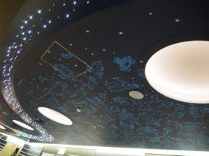 羽田空港 国際線旅客ターミナル プラネタリウム
