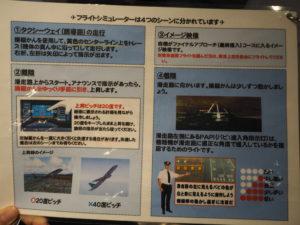 羽田空港 シュミレーター 操縦方法