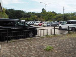 相模原 麻溝公園 第二駐車場