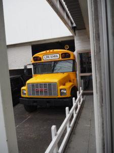 ライフスタジオ 写真スタジオ バス