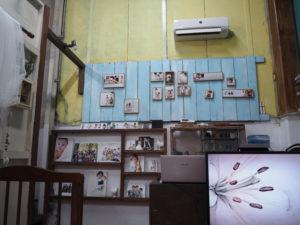 ライフスタジオ 写真スタジオ 待合室
