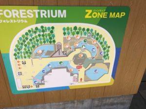 八景島シーパラダイス 五感体感LABO ZONE MAP