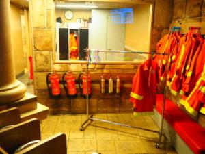 キッザニア東京 消防署