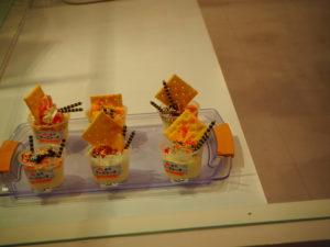 ミルクハウス チーズケーキ キッザニア東京