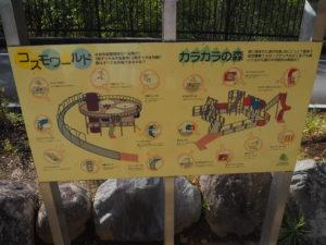 カラカラの森 小田原わんぱくらんど 地図