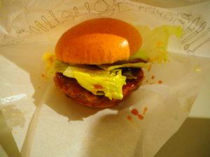 キッザニア東京 ハンバーガーショップ