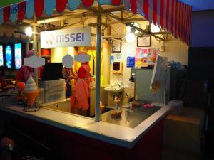 キッザニア東京 ソフトクリームショップ