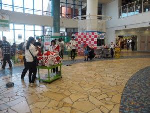 アクアシティお台場 トイザらス イベント おもちゃ クリスマス