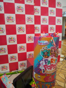 PARTY POPS!  ステージ