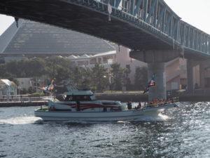 柴漁港 遊漁船