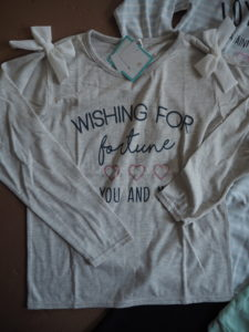 しまむら福袋 長袖Tシャツ