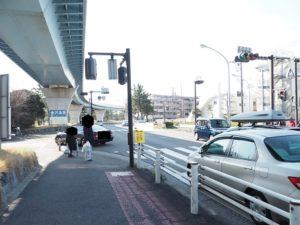 金沢漁港 海産物フェスタ 交差点