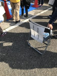 金沢漁港イベント お菓子釣り対象