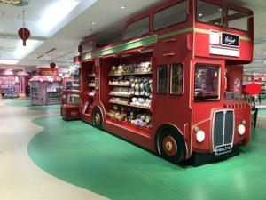 ハムリーズ ロンドンバス
