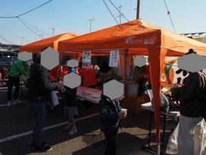 金沢漁港イベント 生のりの味噌汁
