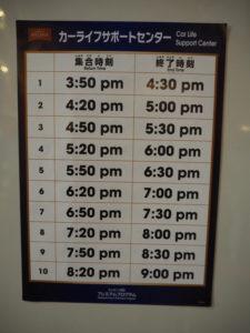 キッザニア東京 シラバスプログラム カーライフサポートセンター