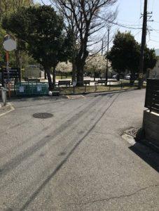 野島公園 公園入口