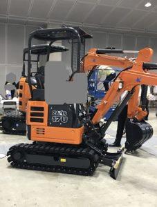 かながわしごと・技能体験フェスタ 作業車体験