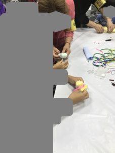 かながわしごと・技能体験フェスタ 人形作り